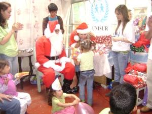 Fundación UNISUR - Unidos por la Infancia en Colombia